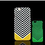 azteco bagliore modello mandala sulla cover posteriore in plastica dura scuro per iphone 6 per caso 6s iphone