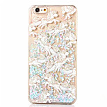 From Horse Pattern Curly PC Following For iPhone 6 / 6S