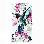 Magpie Pattern Cell Phone Leather For iPhone 6/6S