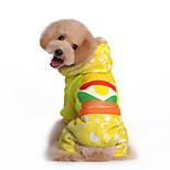 Cani Costumi / Cappottini / Tuta - Inverno -Impermeabili / Cosplay / Camouflage / Tenere al caldo / Di tendenza / Halloween / Compleanno