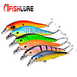 Afishlure Hard Bait Minnow 12g/7/16 oz, 80mm/3-1/4