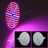 E27 15W 90Red+36Blue 126SMD LED Grow Light for Flowering Plant and Hydroponics System