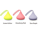 Stylepie Portable Chocolight Bluetooth Speaker with Hands-free / Lanyard (Assorted Colors)
