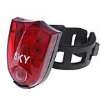 Luces para bicicleta , Luz Trasera / luces de seguridad - 3 Modo 100 Lumens Recargable / Resistente a Golpes / antideslizante Otros x3.7V