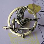 New Arrival Fashion Jewelry Retro Popular Bird Brooch