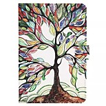 Colors Tree Pattern Standoff Protective Case for iPad Mini 4