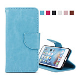 Simple Good Quality  PU Leather Mobile Phone Holster for iPhone 6/6S(Assorted Colors)