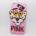 The Pink Panther PC With A Fluffy Back Case For Iphone 6/6S