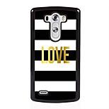 Love Design Metal Hard Case for LG L90/ G3/ G4