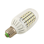 YouOKLight 2PCS E26/E27 7W 600Lm AC100-240V 138*SMD 3528 LED Warm White  3000K LED Corn lamp Bulb - White