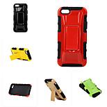 fresco caja del teléfono de carreras de los deportes la forma del coche duro caso del soporte de plástico de la contraportada para el