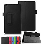 PU Leather Smart Stand Case Cover For Asus Zenpad C 7.0 Z170CG/Z170MG/Z170C Tablet (Assorted Colors)