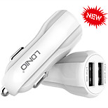 LDNIO USb Car Charger for iPhone/Samsung and Other Cellphone(5V 3.4A)
