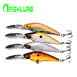 Afishlure Hard Bait/Minnow/Artificial lure 7.5g/5/16 oz. Ounce 60mm/2-3/8