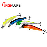 Afishlure Minnow Artificial Lure 12g/7/16 oz 105mm/4-1/16
