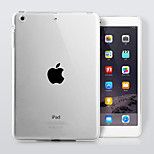 Transparent Thin Model TPU Case for iPad2/3/4