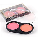New NOVO® Natural Moisturized Makeup Powder Blush 1Pc