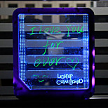 Fluorescence Message Board-Random Color