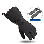 Waterproof Ski Gloves Women Snowboard Keep Warm Gloves Men Skiing Gloves 7-15 Years Boys Girls Snow Gloves 866