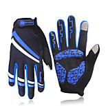 Bike Women's / Men's Full-finger Gloves / Winter GlovesAnti-skidding / Keep Warm / Wearproof / Windproof / Shockproof /