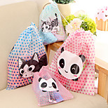 Cartoon Waterproof Clothing Travel Bag (1 Piece  20*30cm)