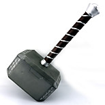 Inspired by Thor's Hammer Physical Props Avengers Weapon PVC Model  Cosplay Hammer