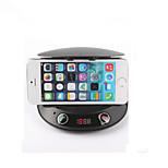Telecomando Bluetooth V2.1 supporto del telefono kit vivavoce per auto&lettore mp3&trasmettitore