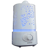 1.5L Ultrasonic Air Humidifier LED Color Changing Aroma Oil Diffuser (Butterfly)
