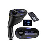 FM Transmitter With With Wireless Controller/MP3 Play SD/MMC Card