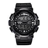 Bestdon Men Multifunction Sport Watch 30m Waterproof Calendar Luminous Alarm Rubber Band 55mm Watch Wrist Watch Cool Watch Unique Watch