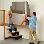 2Pcs Forearmforklift Furniture Moving furniture Belt Moving Ropes Conveyor Belt