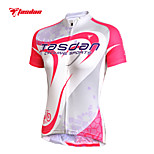 Tasdan Women's Cycling Clothing Cycling Jerseys Short Sleeve