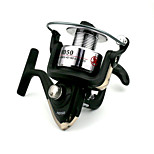 5BB Spinning Reels Gear Ratio 4.7:1 Spinning Fishing Reel PHD50 Random Colors