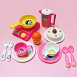 Cooking Tool Toys Pretend Play Toys DIY Toys Set(14 pcs)