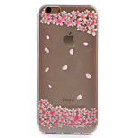 Flower Pattern TPU Soft Case Phone Case iPhone 6/6S