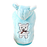 Dog Coat Blue / Pink Winter Fashion