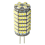 G4 5.5W 120-LED 3528 Warm White Corn Shape LED Bulb