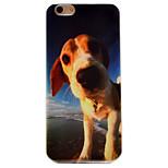 cão padrão TPU soft caso telefone caso iphone 6 / 6s