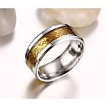 316 Stainless Steel Dragon King Man Ring