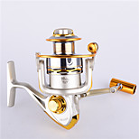 Metal Spinning Reels 4.9:1 11 Ball Bearings Exchangable Sea Fishing / Spinning / Freshwater Fishing-FC6000