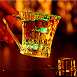 Induction Handle Diamond Cup Into The Water That Bright Luminous Cup