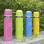 12 Hours Of High-Grade Stainless Steel Vacuum Thermos Cup Children High-Grade Tea Cup Lovers Gift NEW
