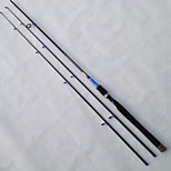 LI JI Spinning Rod 2.1 M Bait Casting / Freshwater Fishing / General Fishing Steel Wire / Aluminium / Carbon / EVA Rod