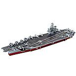 Nimitz-class Aircraft Carrier 3D Puzzles Paper DIY Toys Moulding Toys
