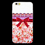 Rose Gift Box IMD Printed TPU Soft Back Cover for iPhone 6/6S(Assorted Colors)