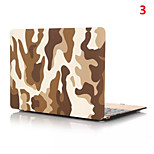 2016 Top Selling Camouflage Color PVC Full MacBook Case for MacBook Air 11.6 inch
