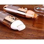 1 Foundation Wet / Matte / Mineral Cream Moisture / Whitening / Long Lasting / Natural Face White / Ivory Zhejiang MJ