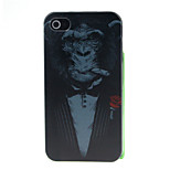 alta calidad y caso duro del patrón de bajo costo para iPhone 4 / 4S