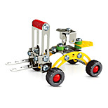 Forklift Truck Engineering Vehicles  Puzzles Magical Alloy Model DIY Toys Modeling Toys