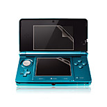 3 X Ultra Clear Screen Guard Film LCD Protector for Nintendo 3DS